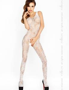 Passion - Spitzenbodystocking Ouvert