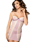 Passion - Shanti - Chemise in zart rosa  001