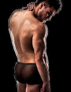 Passion - Transparente Boxershorts – Bild $_i