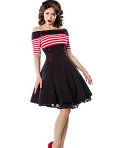 Belsira - Vintage Kleid im Petticoat Stil – Bild $_i