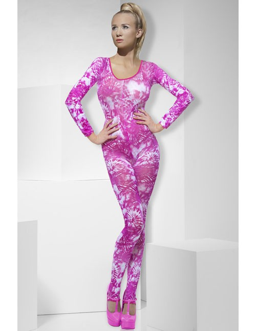 Fever - Pinker Catsuit