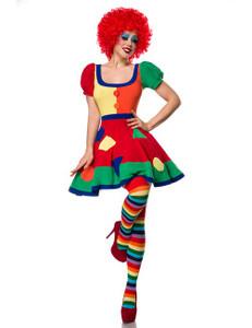 Mask Paradise - Süßes Clown Kostüm - Komplettset – Bild $_i