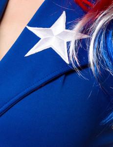 Mask Paradise - Sexy Captain America Kostüm – Bild $_i