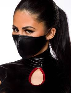 Mask Paradise - Hot Ninja-Girl Kostüm Set – Bild $_i