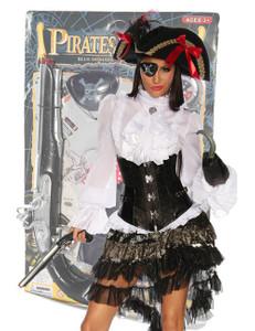 Zugeschnürt Shop - Piratenset - 5-teilig – Bild $_i