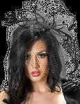 Chilirose - CR 3219 Band to hair 001