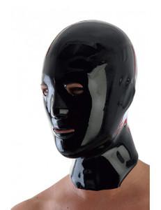 Fantasy - Herrenmaske schwarz Gr. S-L