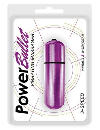 BMS - Power Bullet lila
