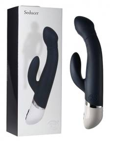 Minds of Love - Seducer Dual Vibrator anthracite