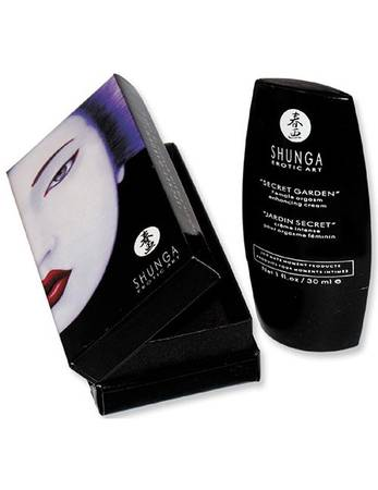 Shunga - Orgasmic Cream Secret Garden 30ml