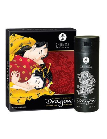 Shunga - Dragon Virility Cream 60ml