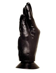 Belgo Prism - X-MAN Hand schwarz m. Saugfuß