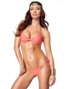 Zugeschnürt Shop - Bikini pink – Bild $_i
