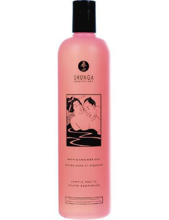 "Shunga - Bad- & Duschgel ""Exotic Fruits"", 500ml"