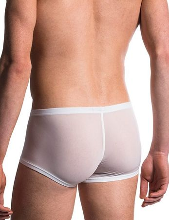Manstore - M101 Push Up Pants weiss – Bild 1