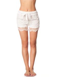 Zugeschnürt Shop - Häkel-Shorts – Bild $_i