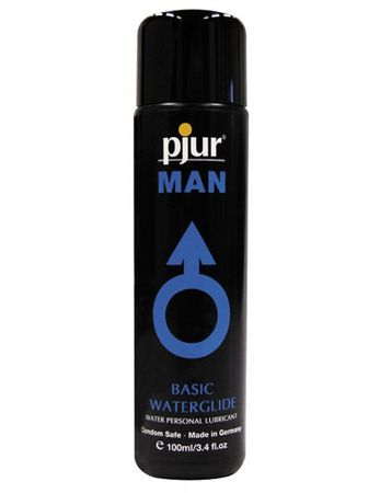 Pjur - Man Basic Water Glide 100ml