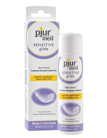 Pjur - MED Sensitive glide 100ml
