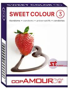 CopAmour - Sweet Colour 3 Stk.