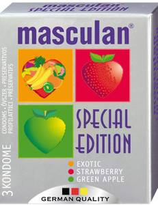 Masculan - Special Edition 3 St.