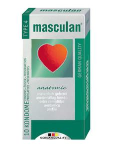 Masculan - Anatomic 10 St.