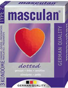 Masculan - Dotted 3 St.