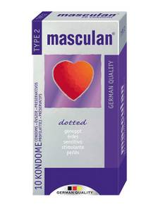 Masculan - Dotted 10 St.