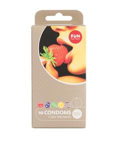 Fun Factory - Kondome COLOR MOMENTS - 10 Stück – Bild $_i