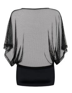 Obsessive - Punker Kleid & String schwarz – Bild $_i