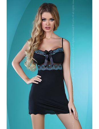 LivCo Corsetti Bessie LC 90219 Charming Collection Babydoll & panty