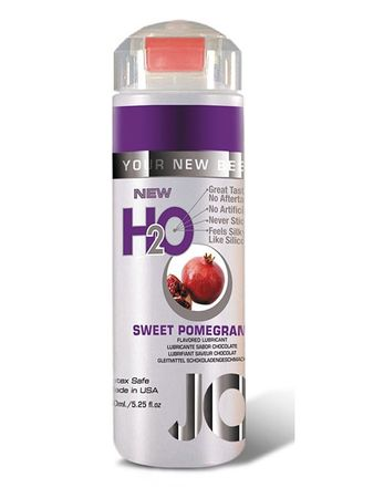 System Jo -  H2O Sweet Pomegranate 150ml – Bild $_i