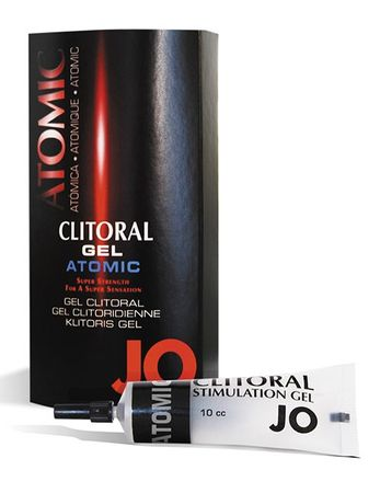 System Jo - Clitoral Atomic Gel 10ml