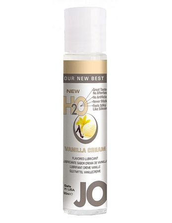 System Jo - H2O Vanilla Cream 30ml