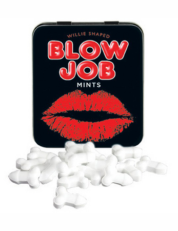 Spencer Fleetwood - Blow Job Mints 45g