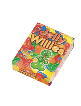 Jelly Willies 150g | Zugeschnürt Shop
