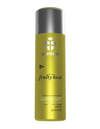 Swede - Fruity Love Lubricant Vanilla Gold Pear 100 ml