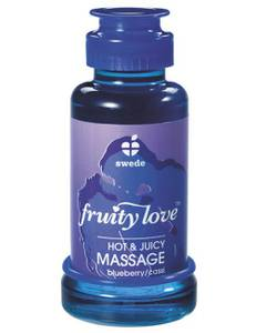 Swede - Fruity Love Mass.Lotion Blueberry 100ml