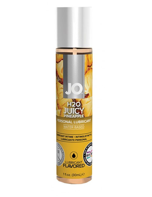 SYSTEM JO H2O Juicy Pineapple 30ml | Zugeschnürt Shop