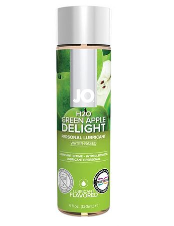 System Jo - H2O Green Apple 120ml – Bild $_i