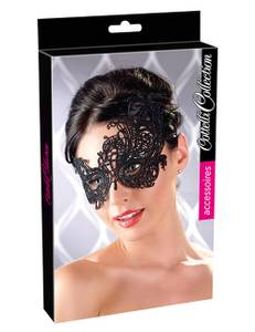 Cottelli Collection - Maske aus Spitze