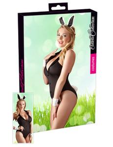 Cottelli Collection - Body Bunny schwarz