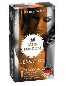 Mein Kondom - MEIN KONDOM Sensation 12 St.