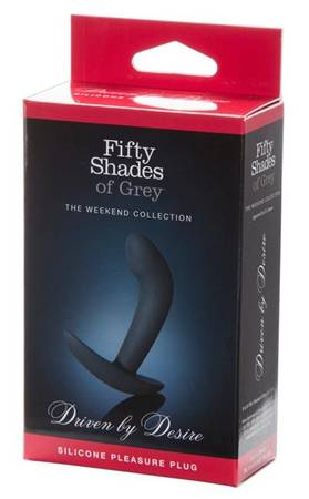 Fifty Shades of Grey - Fifty Shades of Grey Driven by Desire Silicone Butt Plug – Bild $_i
