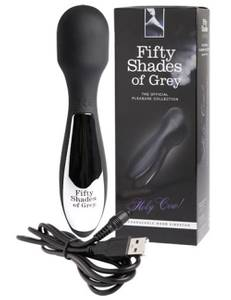Fifty Shades of Grey - Fifty Shades of Grey Holy Cow! Rechargeable Vibe