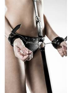 Grey Velvet - 5-teiliges Bondage-Set  – Bild $_i