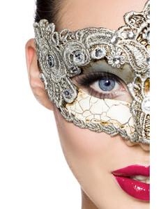 Zugeschnürt Shop - Antik-Maske – Bild $_i