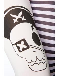 Zugeschnürt Shop - Piraten-Leggings  – Bild $_i