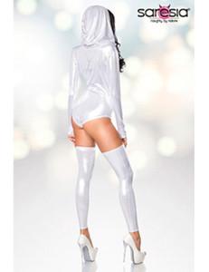 Saresia - Body-Set im Metallic-Look, 4-teilig – Bild $_i