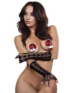 LivCo Corsetti - Model 19 Nipple Covers 2 Stck MODEL19 LC 11022