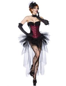 Zugeschnürt Shop - Burlesque-Corsage – Bild $_i